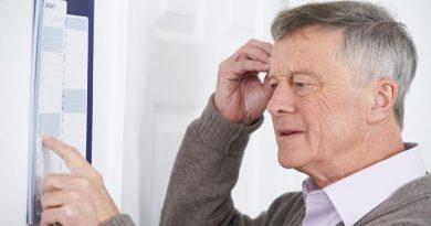 ดูแลผู้สูงอายุ : สมองเสื่อม